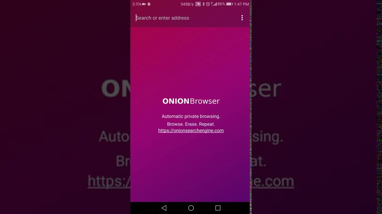 Onion Privacy and Anonymous Browser, faster, more secure, try it now.